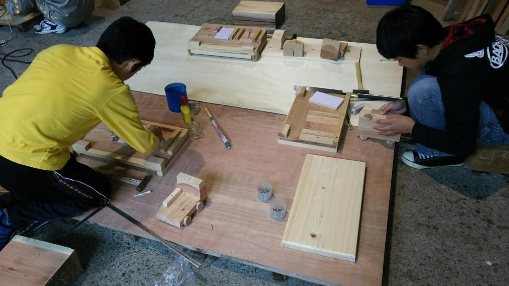 木工体験151119 (1)